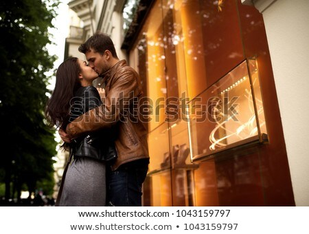 Female and male have good relationship Stock photo © vkstudio