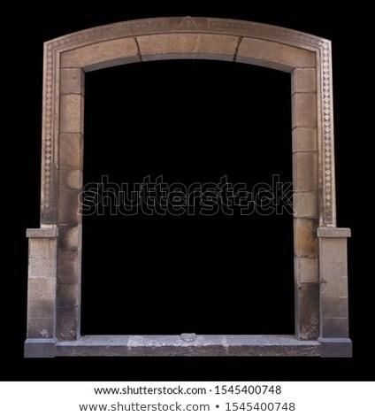 Esterno facciata classico costruzione città Foto d'archivio © Anneleven