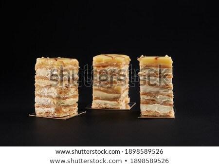 apple pastry Stock photo © M-studio