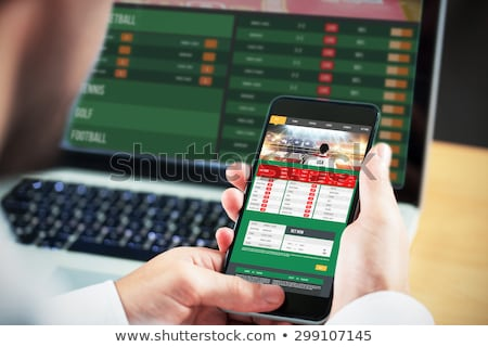 Online Gambling stock photo © devon