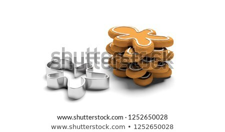 Cookie Cutters Stock photo © nailiaschwarz
