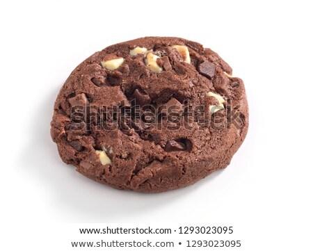 Chocolat cookies Stock photo © vtorous