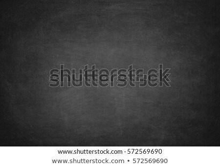 Black chalkboard texture. Stock photo © luckyraccoon