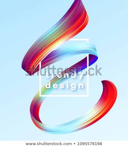 акварель Гранж Места вектора Баннеры дизайна Сток-фото © mcherevan