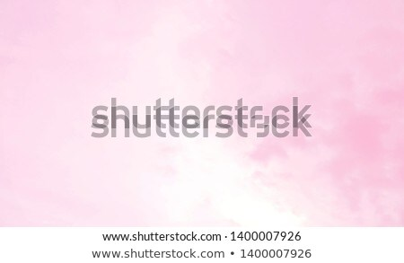 dreamy rainbow color beautiful clouds background design Stock photo © SArts