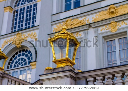 金箔 ランプ 宮殿 ミュンヘン ドイツ 表示 ストックフォト © boggy