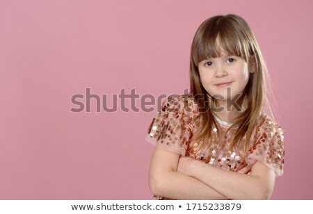 ショット 美しい ブロンド 白人 女の子 ストックフォト © dash