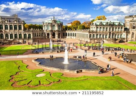 Stock photo: Zwinger Dresden