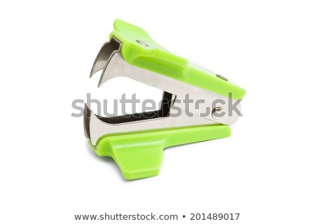 Staple remover. Stock photo © iofoto