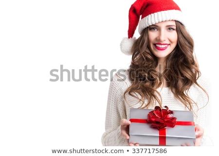 少女 · 帽子 · 美少女 · 顔 · セクシー · ファッション - ストックフォト © rob_stark