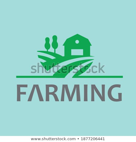 arable farm land 01 Stock photo © LianeM