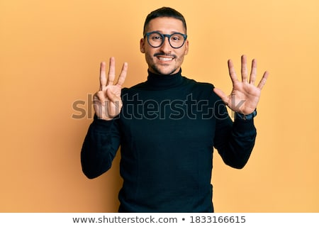 Eight Fingers stock photo © melking
