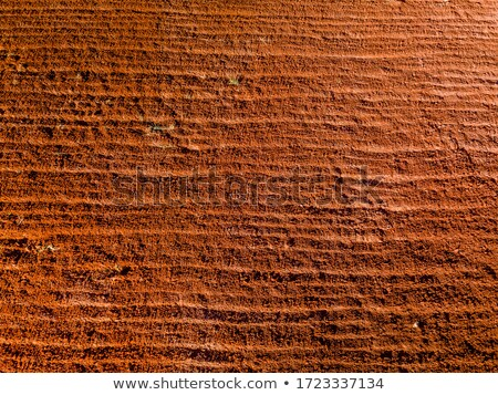 ploughed land texture Stock photo © taviphoto