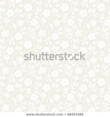 altın · Retro · çerçeve · doku - stok fotoğraf © leonardi