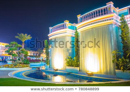 the pavillon housing thailand Stock photo © Witthaya