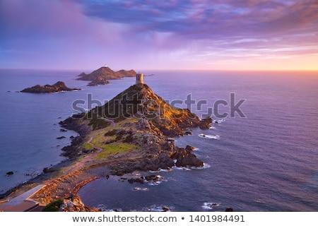 West coast France Stock photo © ivonnewierink