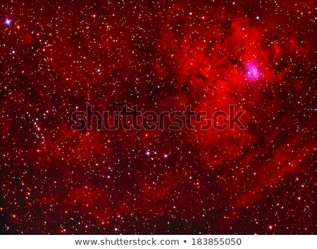 NGC1491 in Perseus Stock photo © rwittich