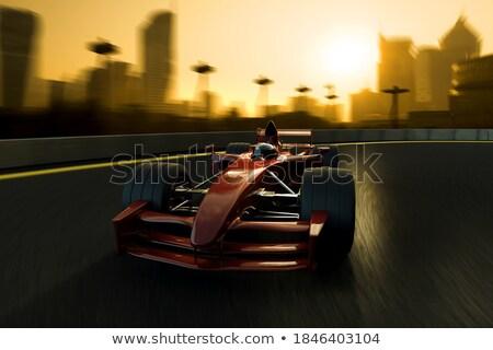 racecar stock photo © cteconsulting
