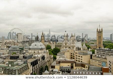 Központi előcsarnok Westminster ellenkező apátság első Stock fotó © Snapshot