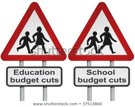 School Budget Cuts Stock photo © Lightsource
