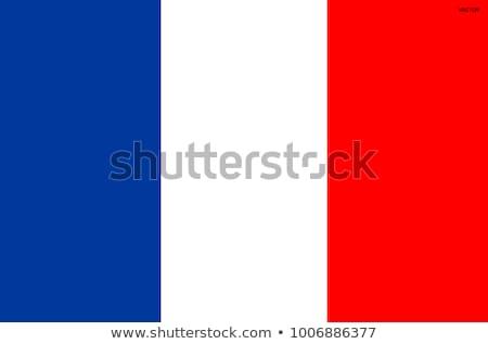 Franciaország · vidék · bélyeg · klasszikus · stílus · térkép - stock fotó © perysty