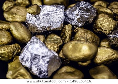 Gümüş mayın dışında Kaliforniya örnek görüntü Stok fotoğraf © Stocksnapper