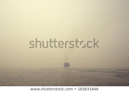 statek · towarowy · niebieski · morza · ocean · łodzi · przemysłu - zdjęcia stock © cozyta