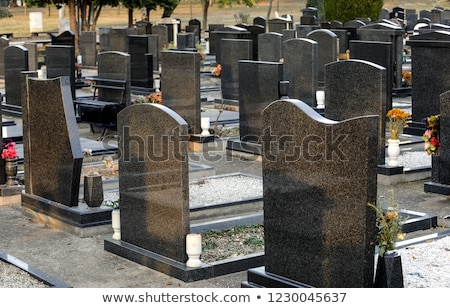 Marble Tomb Stock photo © manfredxy