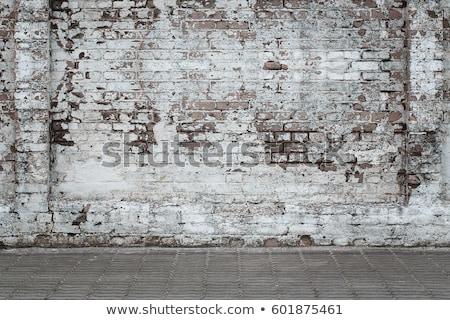 bezszwowy · tekstury · brązowy · dekoracyjny · gipsu · ściany - zdjęcia stock © cherezoff