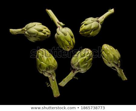 six artichokes stock photo © philipimage