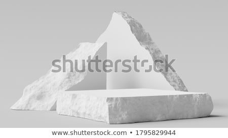 3D Room as Product Placement Background Stock photo © stevanovicigor