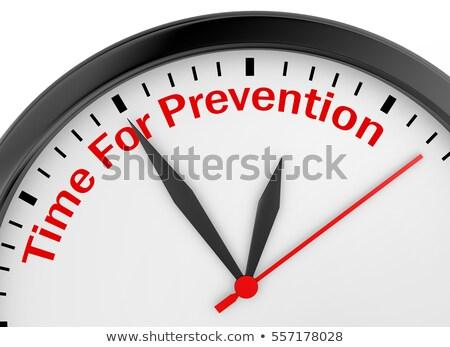 診断 高血圧 医療 3dのレンダリング レポート 青 ストックフォト © tashatuvango