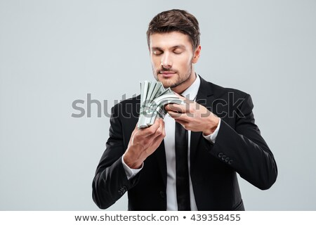 The Smell of Money Stock photo © feverpitch