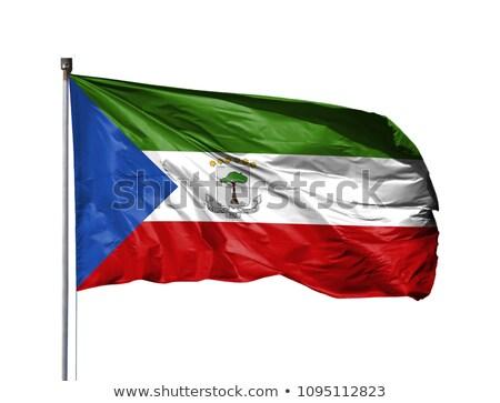 Arábia Saudita Guiné Equatorial bandeiras quebra-cabeça isolado branco Foto stock © Istanbul2009