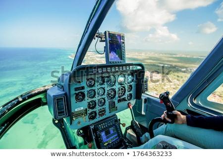 Przyciski ilustracja tle przycisk gruntów samolotów Zdjęcia stock © bluering