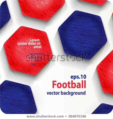 Football France 2016 #3 Stock photo © Oakozhan
