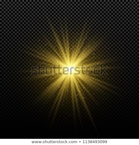 темно звезды золото текстуры Сток-фото © blackmoon979