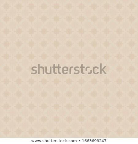 Foto stock: Old Damask Wallpaper Background