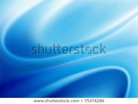 hullámos · vonalak · absztrakt · szivárvány · szín · terv - stock fotó © sarts