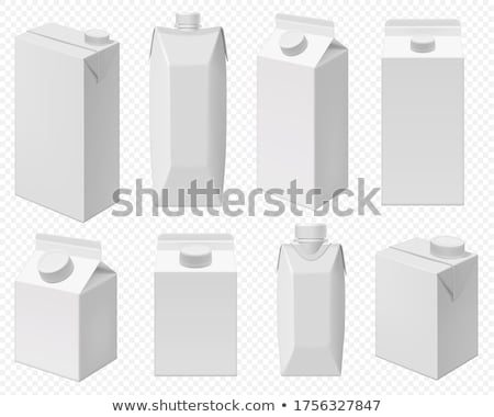 Packing template for a drink Stock photo © butenkow