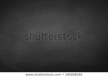 Tahta siyah kara tahta duvar doku okul Stok fotoğraf © Vladimirs