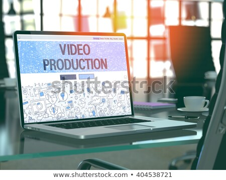 Laptop Screen with Bestseller Concept. 3D. Stock photo © tashatuvango