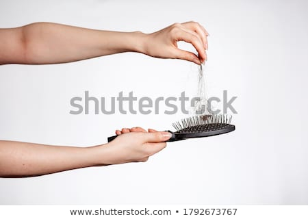 Hair Loss Concept Stock photo © Lightsource