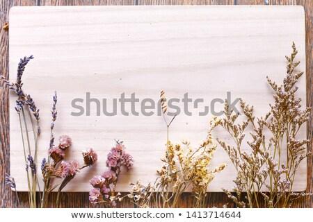 соль разнообразие три антикварная серебро Сток-фото © StephanieFrey
