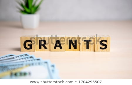 Grants Concept on Folder Register. Stock photo © tashatuvango