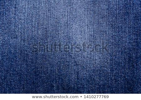 Schäbig Textur Licht zerrissen Jeans Stock foto © ESSL