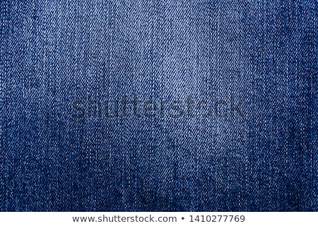 Shabby blue jeans texture Stock photo © ESSL