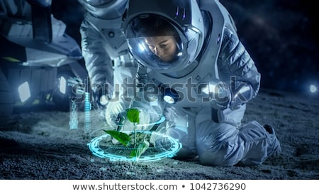 Life On Mars Concept Stock photo © Lightsource
