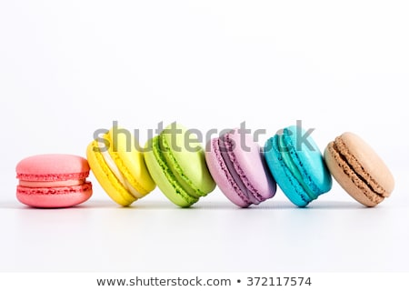 Kleurrijk snoep witte verscheidene voedsel Stockfoto © CsDeli