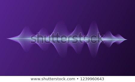 личные помощник голосом признание микрофона кнопки Сток-фото © makyzz